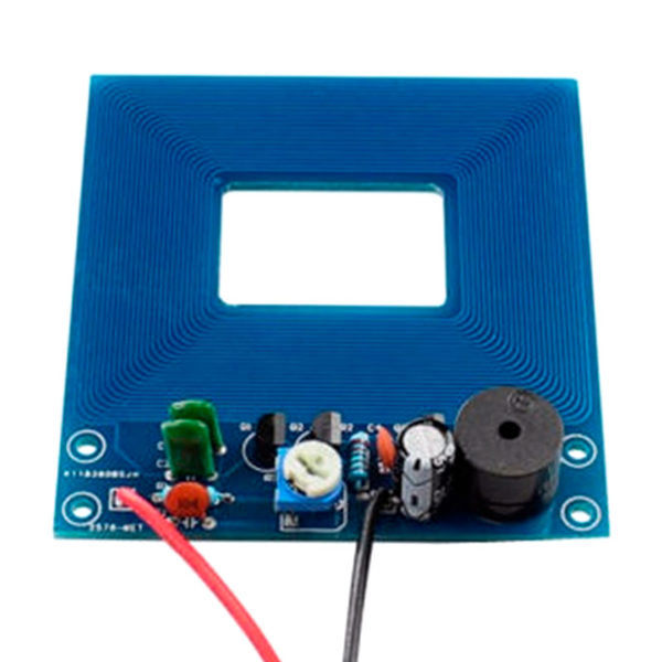 Конструктор для сборки металлоискателя