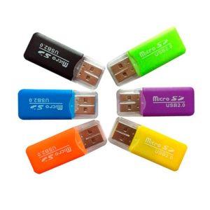 MicroSD USB 2.0 картридер (1 шт)