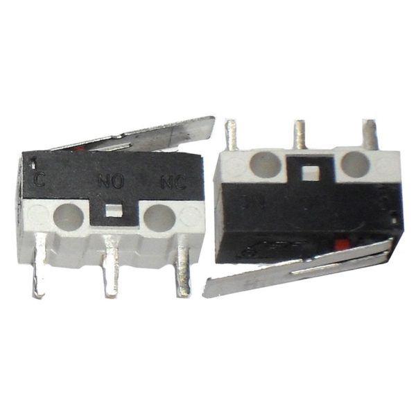 Микропереключатель с дужкой DM3-1