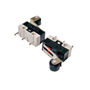 Микропереключатель с роликом DM3-1