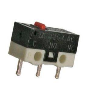 Микропереключатель без дужки DM3-1