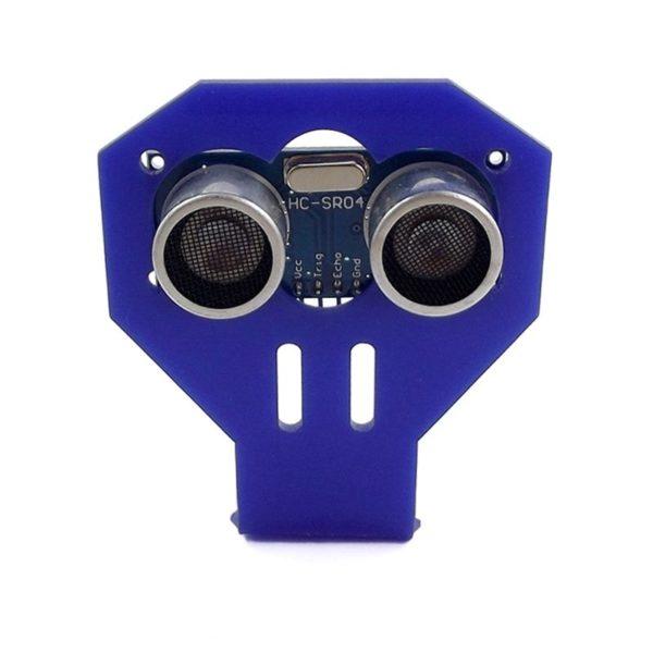 Крепление для ультразвукового дальномера HC-SR04
