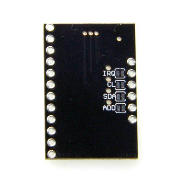 MPR121 - модуль сенсорных кнопок (12 штук), I2C