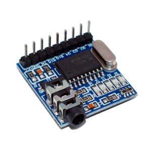 MT8870 - модуль декодирования DTMF