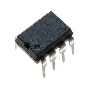 Интегральный таймер NE555P DIP-8