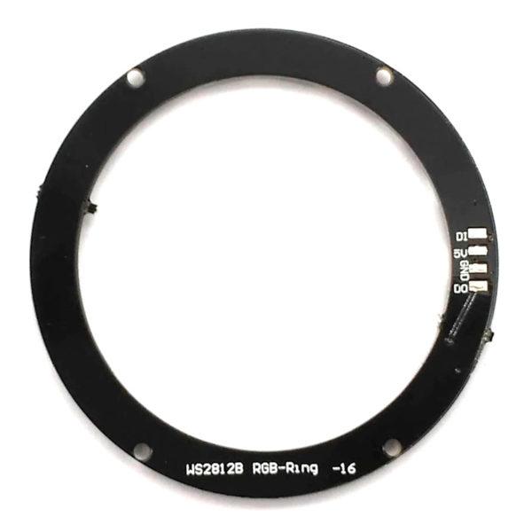 NeoPixel 16 - кольцо из светодиодов WS2812B