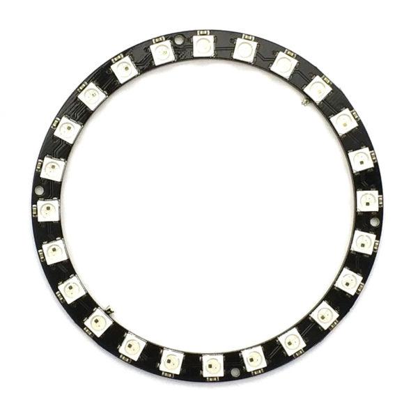 NeoPixel 24 - кольцо из светодиодов WS2812B