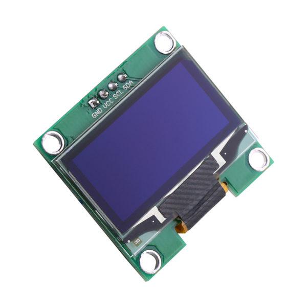 "OLED I2C дисплей 1.3"" (128x64px, синий)"
