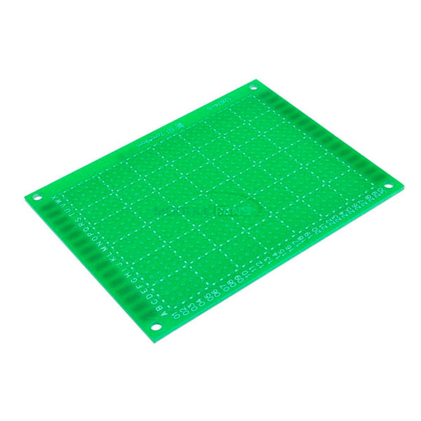 Односторонняя распаечная макетная плата 7x9 см, 720 точек
