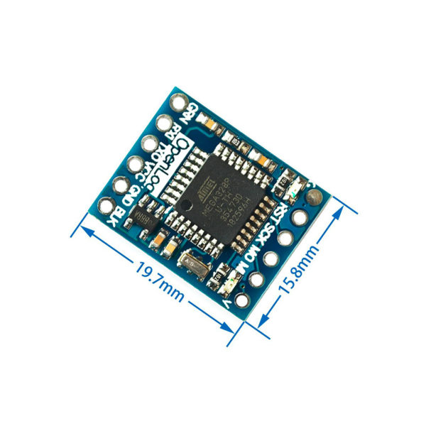 Openlog Serial - Регистратор данных на базе ATmega328 с поддержкой MicroSD