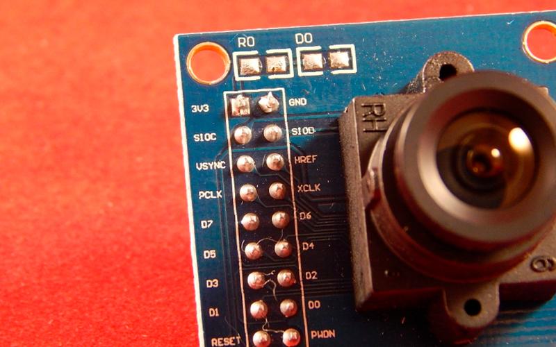 Камера OV7670