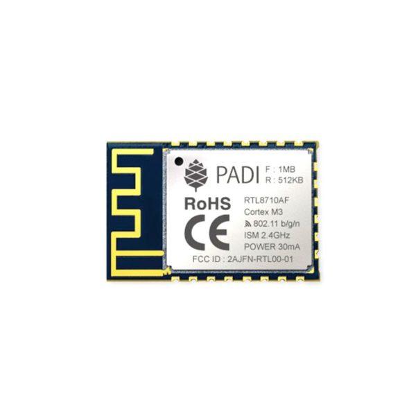 PADI IоT Stamp - WiFi-контроллер на базе Realtek RTL8710AF