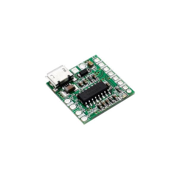 PAM8403 — усилитель мощности звуковой частоты D класса