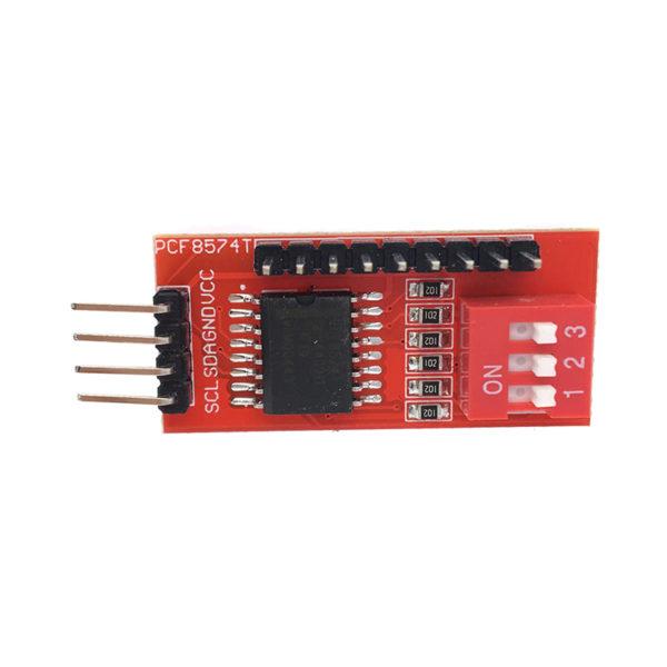 PCF8574 - Расширитель портов GPIO I2C