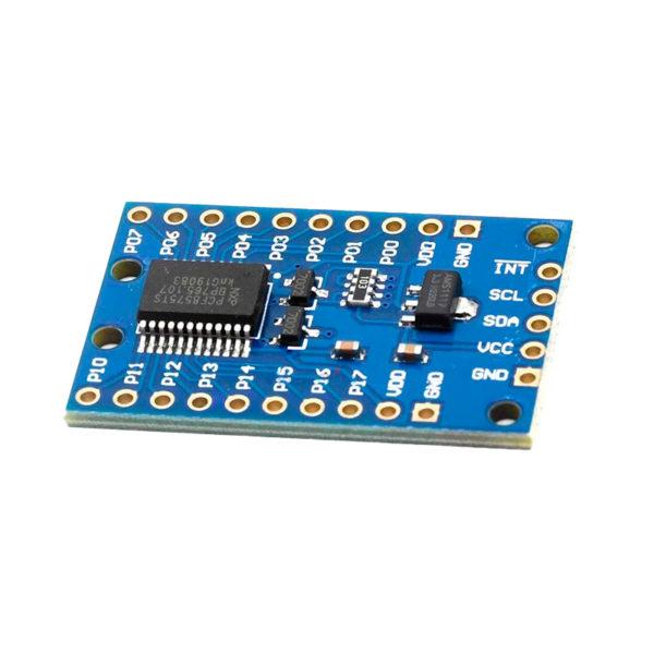 PCF8575 - модуль I2C расширителя GPIO на 16 контактов