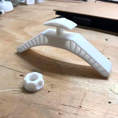 3D печать держателя инструмента из PETG пластика на заказ