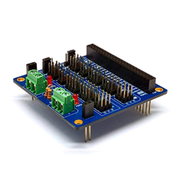 PHPoC Shield PWM and Sensor