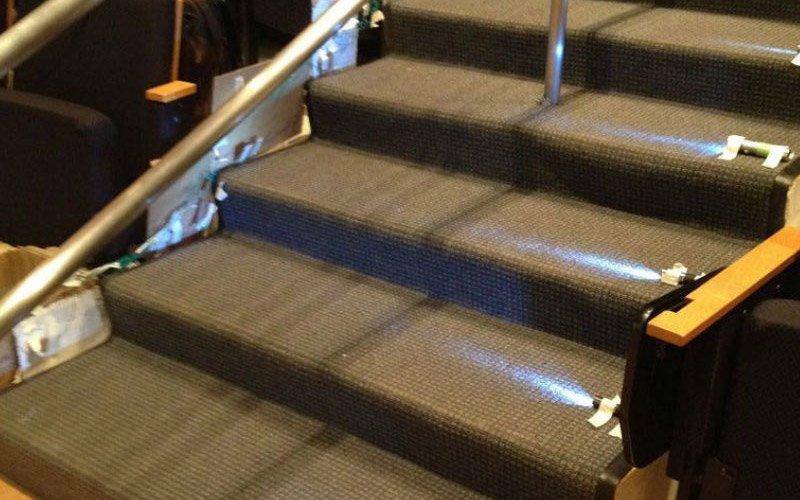 Фортепианная лестница на Arduino
