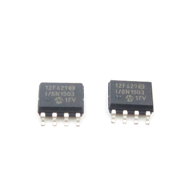 PIC12F629-I/SN — микроконтроллер 8 бит