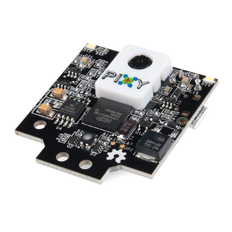 Pixy 2 - анонс системы машинного зрения для Arduino