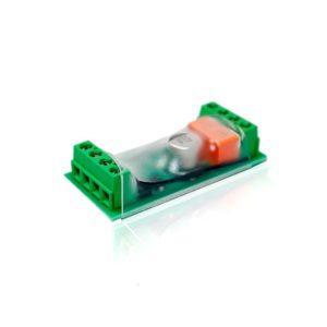 Реле для управления электромеханическим замком POPP