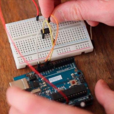 Программирование ATTINY13 / ATTINY13A в Arduino IDE