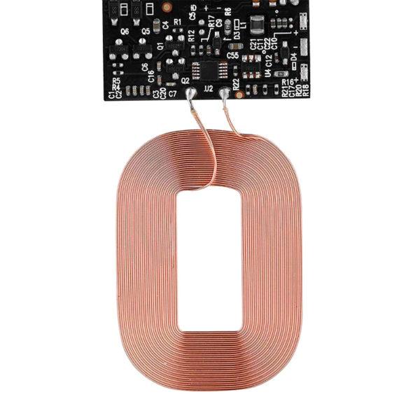 QI приёмник беспроводной зарядки