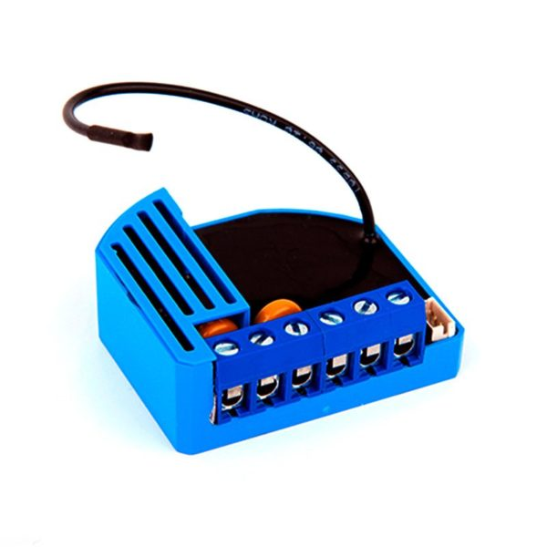 Регулятор освещения, диммер Qubino Flush Dimmer 200 Вт