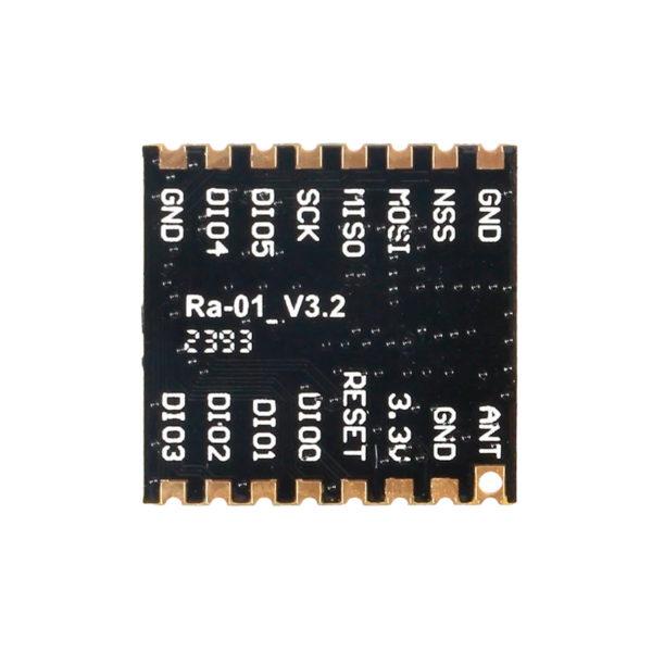 Ra-01H - Приёмопередатчик LoRa на основе SX1276