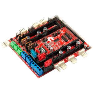 Контроллер RAMPS-FD (шилд к Arduino Due)