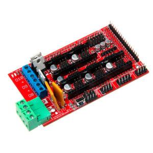 Шилд RAMPS 1.4 (плата расширения к Arduino Mega 2560)