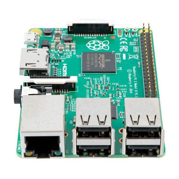 Одноплатный компьютер Raspberry Pi 2 Model B V1.2