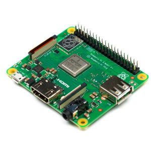 Raspberry Pi 3 Model A+ - одноплатный компьютер