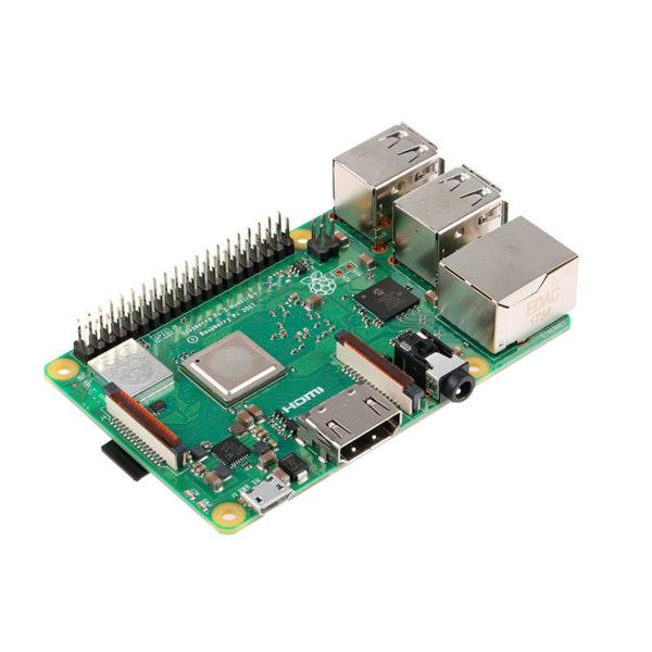 Raspberry Pi 3 Model B+ — одноплатный компьютер