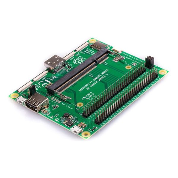 Raspberry Pi Compute Module I/O - плата отладки для CM 3