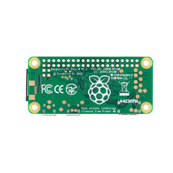 Raspberry Pi Zero W - одноплатный компьютер