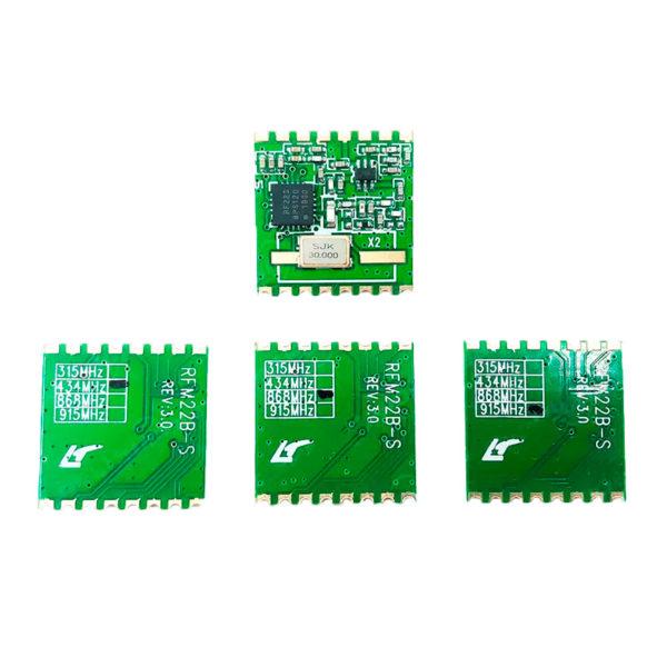 Приёмопередатчик RFM22B на 433/868/915МГц