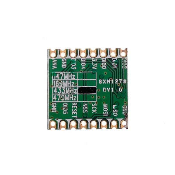 RFM98W -LoRa модуль на базе SX1278 (433Мгц)