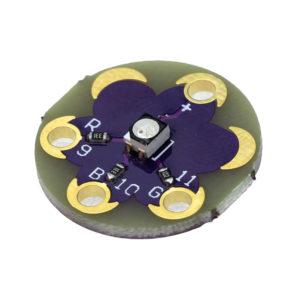 RGB LED (Lilypad-модуль) - светодиод на базе WS2812B