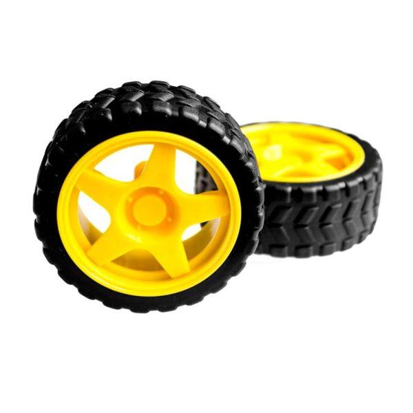 Набор колес для робота