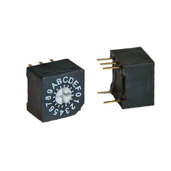 Роторный DIP-переключатель SWD-16