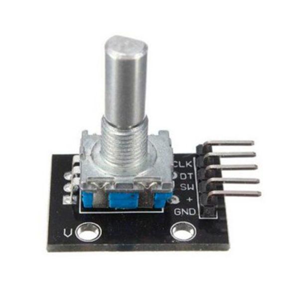 Модуль датчика вращения KY-040 (потенциометр)