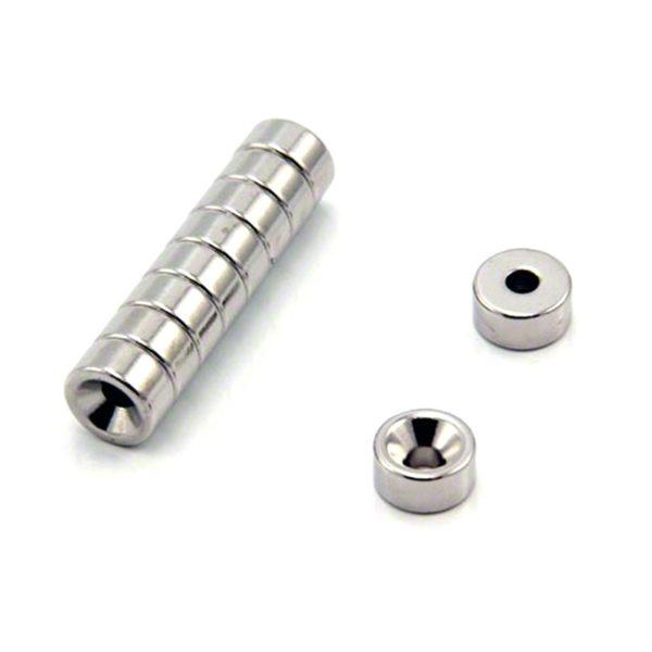 Неодимовый магнит (кольцо) для Delta Kossel K800
