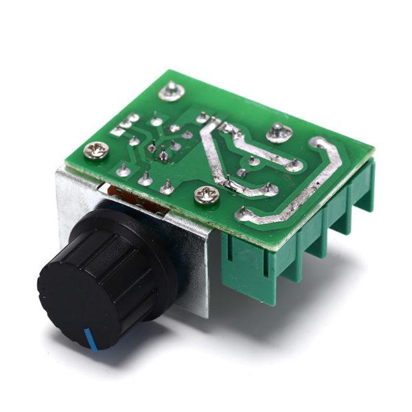 Симисторный регулятор мощности на 2000 Вт