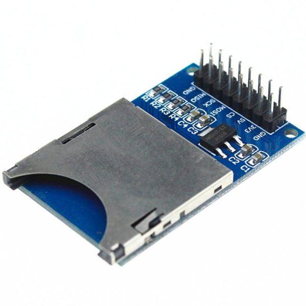 SD Card модуль для Arduino