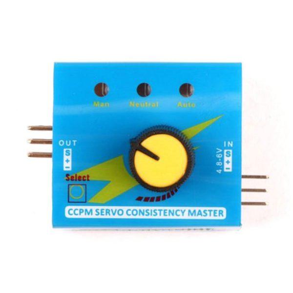 Сервотестер ESC Servo CCPM