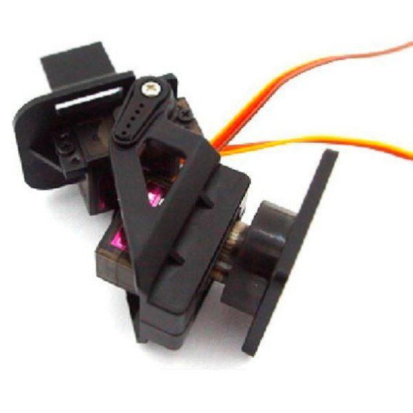 Кронштейн сервопривода для PT-камеры