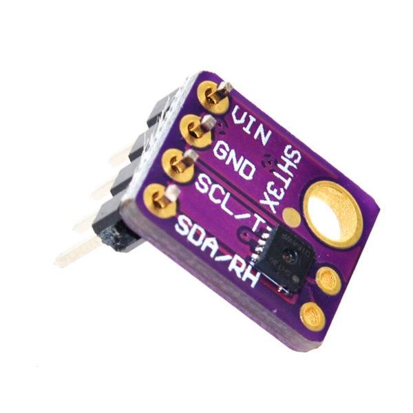 SHT30 - высокоточный датчик температуры и влажности