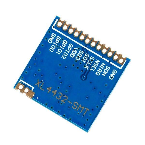 Радиомодуль на базе SI4432 (240-930 МГц)