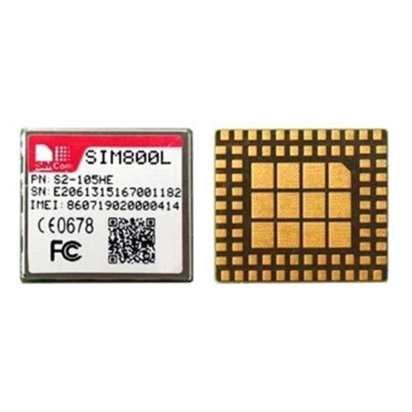 SIM800L - GSM/GPRS модуль чипа